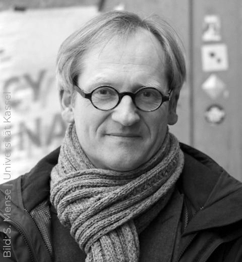 Prof. Dr. phil. Jörn Lamla, Universität Kassel