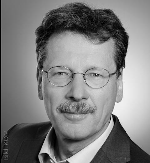 Prof. Dr.-Ing. Ralf Steinmetz, Technische Universität Darmstadt